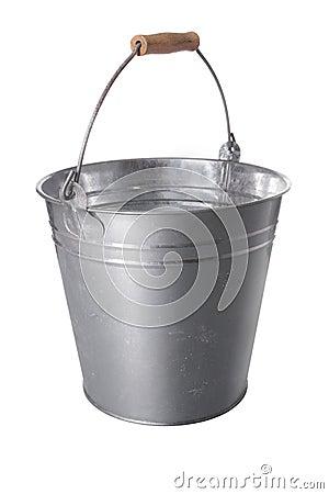 Free Metal Bucket Stock Photography - 14799192