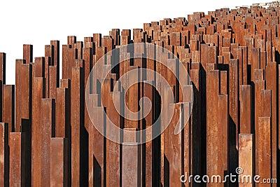 Metal columns