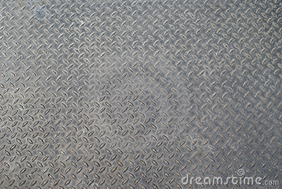 Metal diamond plate