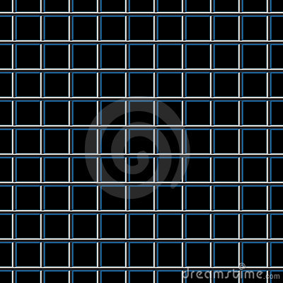 Metal grid. Seamless pattern.
