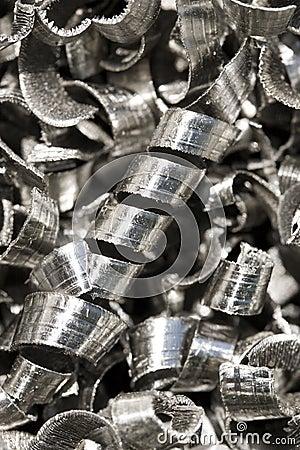 Metal i trucioli