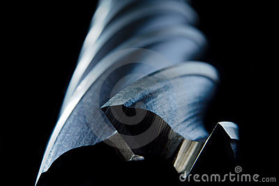 Metal mill drill