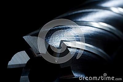 Metal mill drill bit