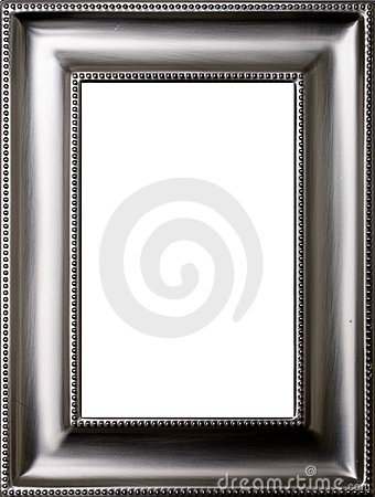 Free Metal Picture Frame Royalty Free Stock Image - 8476506