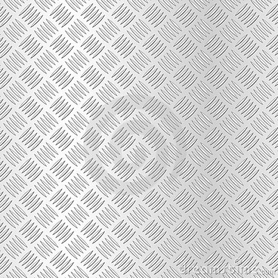 Metal plate. Seamless pattern.