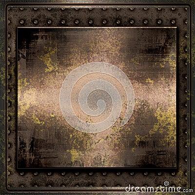 Free Metal Plates Grunge Stock Photos - 11457783