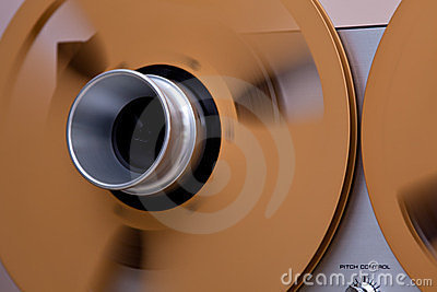 Metal Reels Tape For Professional Sound Recording