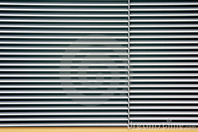 Metal Roll Curtain