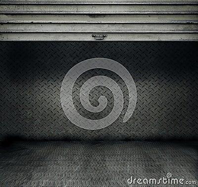 Metal room