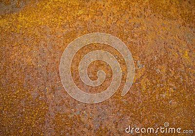 Metal rust texture background
