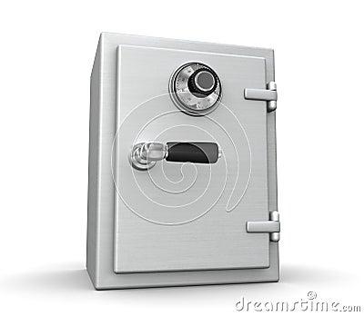Metal safe B