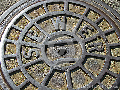 Metal sewer manhole, industry details,