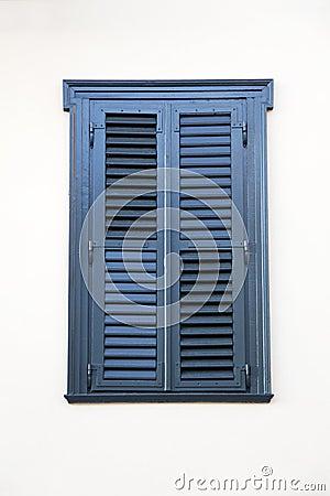 Metal shutters