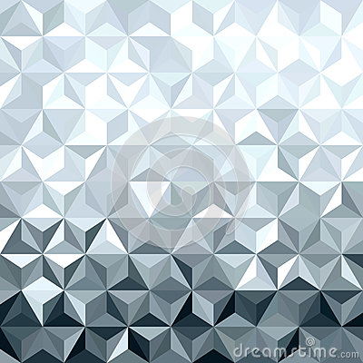 Free Metal Silver 3d Geometry Low Poly Seamless Pattern Royalty Free Stock Images - 62167329
