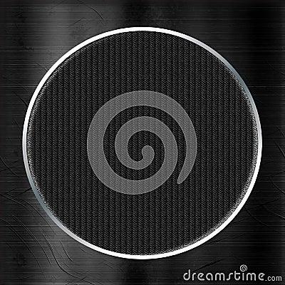 Free Metal Speaker Royalty Free Stock Photo - 12182945