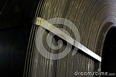 Metal tape