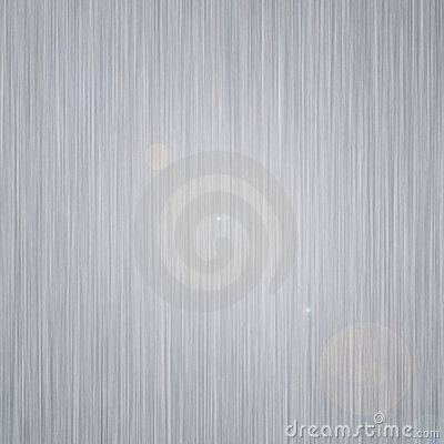 Metal texture with lens flare