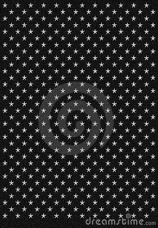Metal texture mesh pattern with stars