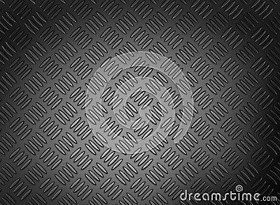 Metal tread background