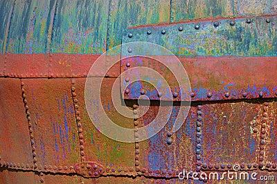 Metalic texture