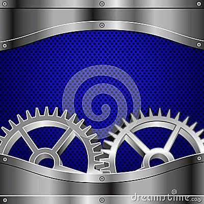 Metall andgear