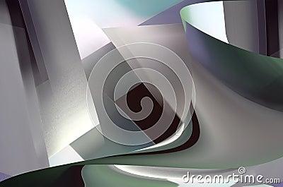 Metallic abstractum