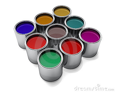 Metallic Automotive Paints