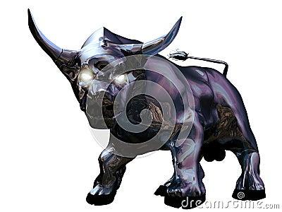 Metallic Bull