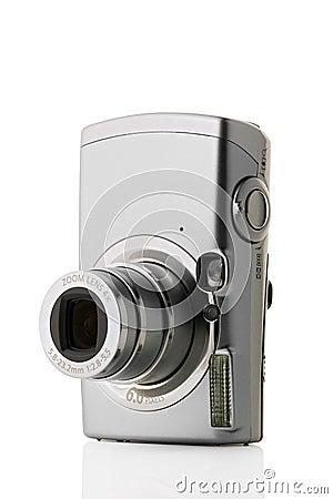 Metallic camera