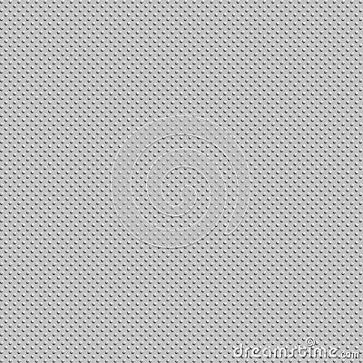 Metallic Dots Plate
