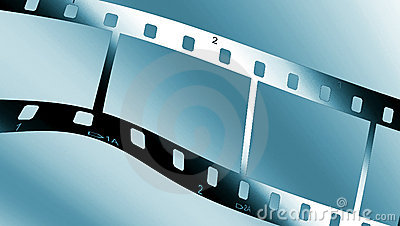 Metallic filmstrip
