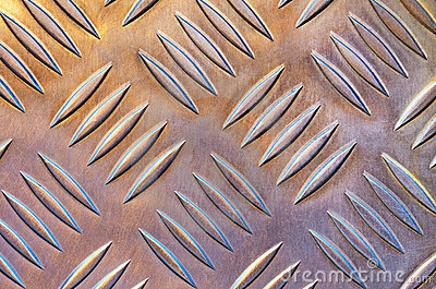 Metallic Floor Royalty Free Stock Image - Image: 21683126