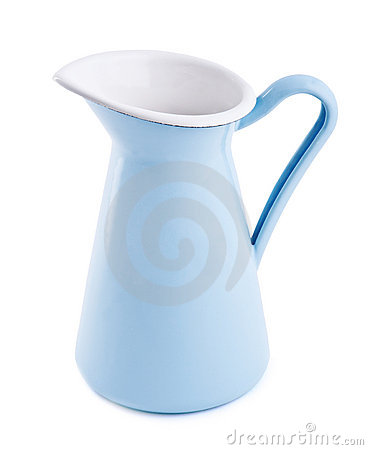 Metallic jug