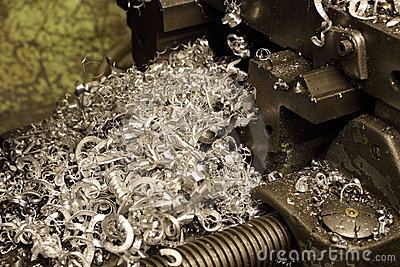 Metallshavings