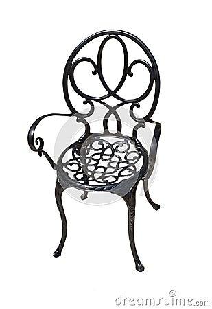 metallstuhl stockfotos bild 32794493. Black Bedroom Furniture Sets. Home Design Ideas