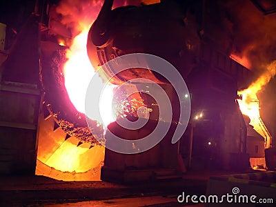 Metallurgical manufacture