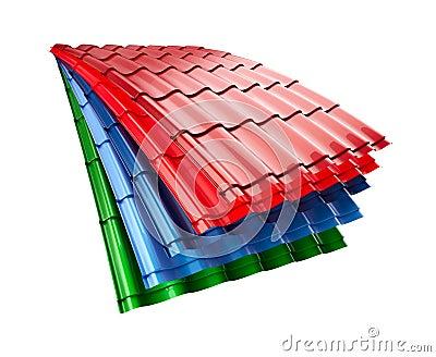 Metalu dach