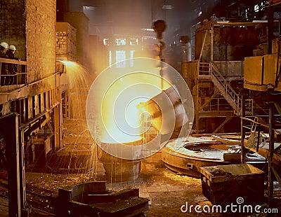 Metalurgia industrial