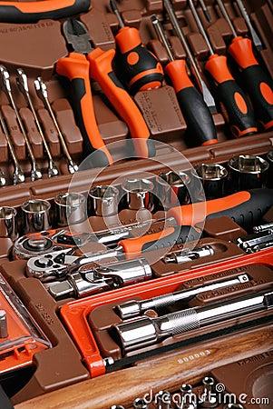 Metalwork toolbox