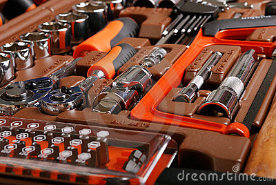Metalwork toolbox