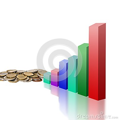 Metaphor of economical growth