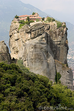 Free Meteora 5 Stock Photography - 413522
