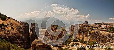 The Meteora Range