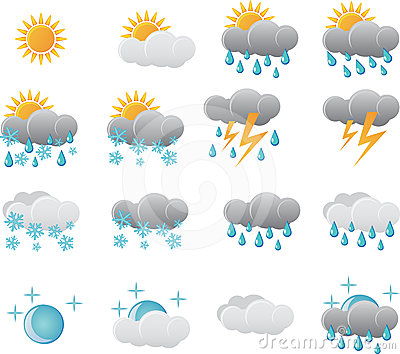 Meteorology Weather Icons