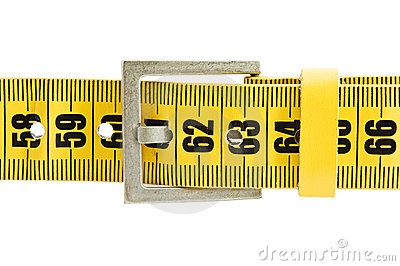 Meter belt slimming