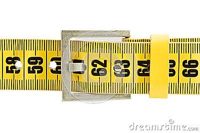Meter belt slimming