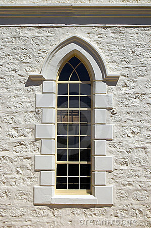 Free Methodist Window Stock Image - 628681