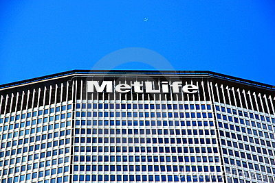 MetLife Building Editorial Photo