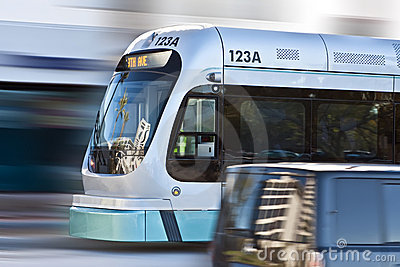 Metro Rapid Light Rail Transit
