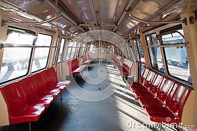 Metro train interior stock photo image 43062109 for Metro interieur